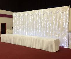 wedding backdrop gallery wedding decoration curtains decorating with best 25 curtain