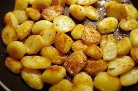 recette de cuisine a base de pomme de terre recette pommes de terre nouvelles sautées sur recettes faciles