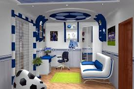 Football Room Decor Football Bedroom Ideas Decorating Boys Bedroom Ideas Decorating