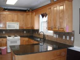 Baltic Brown Granite Countertops With Light Tan Backsplash by Coffee Brown Granite Countertops Installed In Charlotte Nc Http