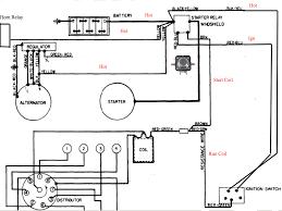 starter solenoid wire diagram starter wiring diagrams