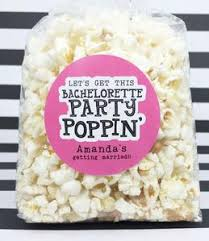 popcorn favors bachelorette party popcorn favors personalized bachelorette party