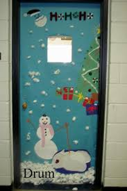 backyards office door decorating ideas design for the holidays