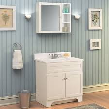 Bathroom Cabinet With Lights Columbia Bathroom Vanity Combo Foremost Bath