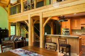 Interior Of Log Homes by Interior Of Timber Frame Homes House Design Plans