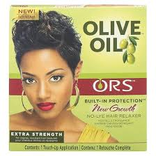 top relaxers for black hair ors olive oil new growth extra strength hair relaxer 1 kit target