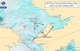 Nome Alaska Map by Alaska Sea Ice Program Satellite Resource Info