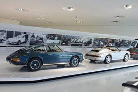 porsche museum cars anniversary exhibition at porsche museum celebrates u201c50 years of 911 u201d