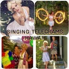 local singing telegrams singing telegrams in honolulu hi gigsalad