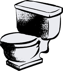 Bathroom Png Clipart Basic Toilet