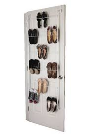 Over Door Closet Organizer - amos 36 pair over door hanging shoe rack 12 tier shelf organiser