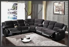 Black Fabric Sectional Sofas Furniture White Leather Sectional Sofa With Chaise Also Black And