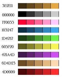 Colour Shades Shades Color Palette Free Stock Photo Public Domain Pictures