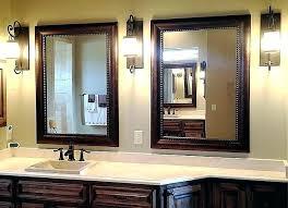 Vanity Mirrors For Bathrooms Large Bathroom Vanity Mirrors Higrand Co