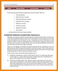reference manual template opening a sample project from the