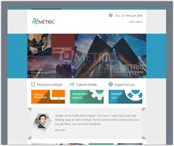 24 best responsive html email templates web creative all