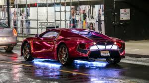 expensive pink cars people are ordering joker u0027s car from u0027suicide squad u0027 inverse