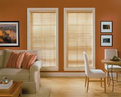 Wooden Plantation Blinds 2 Inch Faux Wood Blinds White Wooden Blinds With White Window