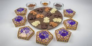 where to buy chocolate frogs this chocolate frog kit makes a magical edition to any celebration