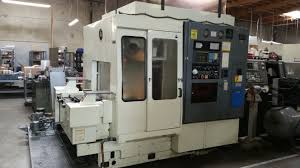 kitamura mycenter h300 horizontal machining center fanuc 15m 10k