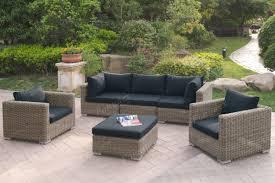 6 Piece Garden Furniture Patio Set - 6 pcs outdoor set outdoor living set outdoor furniture