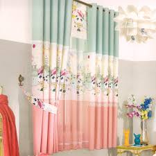 Outer Space Window Curtains by Cute Curtains For Living Room Window For Kids Room