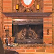 pearl mantels homestead transitional fireplace mantel shelf haammss