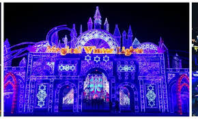 magical winter lights tickets a show to light up the county the post newspaper