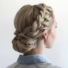 braided updo hairstyles 2017 creative hairstyle ideas