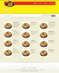best restaurant website design services web design food diners