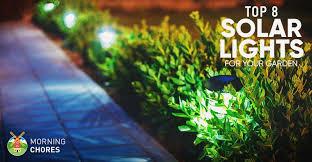 Solar Lights Outdoor 8 Best U0026 Brightest Solar Lights For Garden U0026 Outdoor Product Reviews
