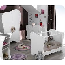 chambre complete bebe pas cher eb chambre bébé complète iris blanche avec ta achat vente