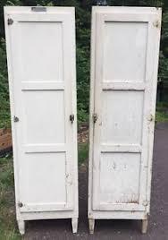 Antique Kitchen Cabinet With Flour Bin Mcdougall Cabinet Ebay