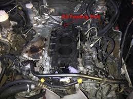 colt 2 8tdi leaking oil at head gasket