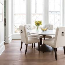 restoration hardware marble table marie flanigan interiors citybook guiding light bright brilliant