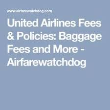united airlines domestic baggage use our baggage calculator to determine first and second checked