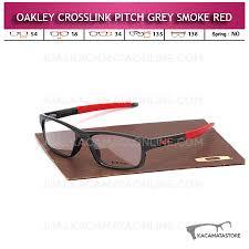 Jual Kacamata Oakley Crosslink jual frame kacamata oakley terbaru crosslink pitch