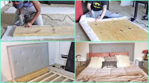 Build Your Own King Size Platform Bed bed frames how to build a queen size bed build your own platform