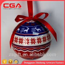 Christmas Decorations And Products Wholesale Suppliers by Handmade Plastic Ball With Paper Wrap Christmas Tree Decorations