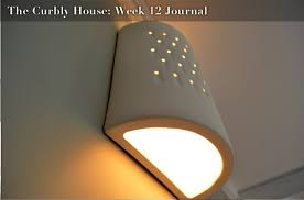 Lights Inside House Week 12 Journal Let There Be Light Curbly
