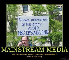 Mainstream Media Racism