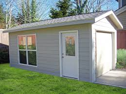 Single Car Garages by Bird Boyz Builders Has Dealership Opportunities For Wood Shed