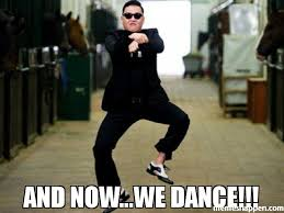 Dance Meme - and now we dance meme psy horse dance 51140 memeshappen