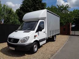 bmw sprinter van mercedes sprinter curtain side luton body for sale vantastic