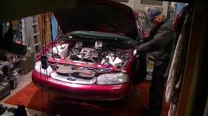 1995 monte carlo engine extraction youtube