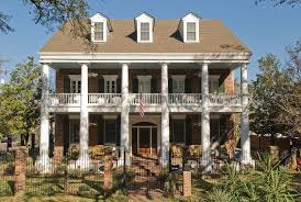 southern colonial house plans plantation home luxury mansion