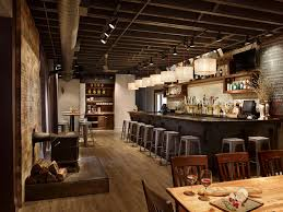 Urban Style Interior Design - step inside this warm and welcoming urban bistro hgtv u0027s
