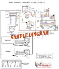 bartolini wiring diagrams diagram wiring diagrams for diy car