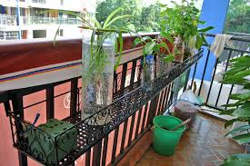 pictures outdoor balcony planters free home designs photos
