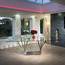 Simple 6 Seater Dining Table Design With Glass Top Dining Table Modern Seater Dining Table Modern Seater Tables With